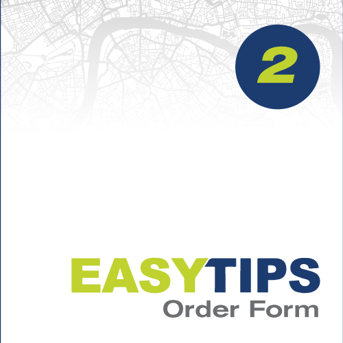 Easy Tips 02: Order Form