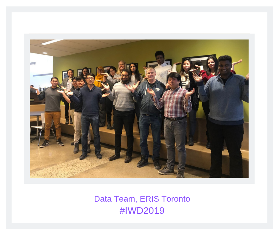 Data Team, ERIS Toronto