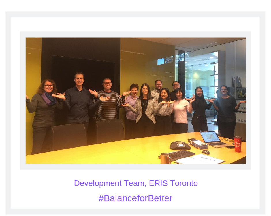Development Team, ERIS Toronto