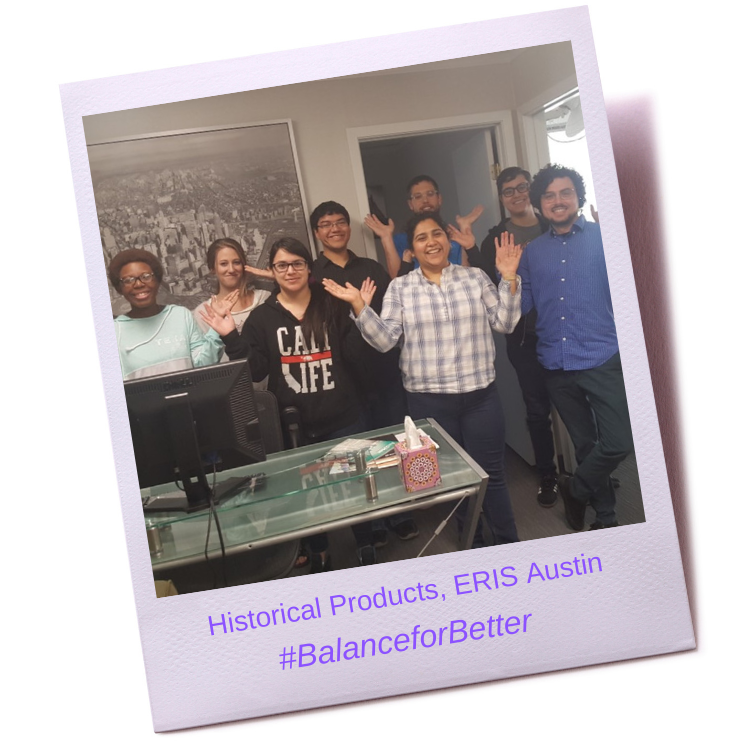 Historical Products, ERIS Austin