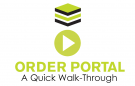 Order Portal: A Quick Walk-Through